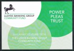 Lloyds Banking Group Community Fund Award