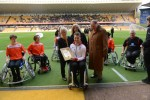Wolverhampton Wheelchair Sports Club £16,000 boost