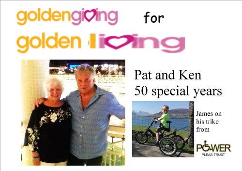 Pat and Ken 50 Special Years