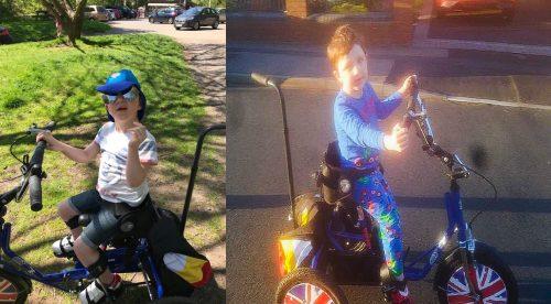 Oliver's Trike Appeal